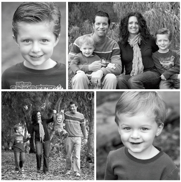 Family and Chil Portraits