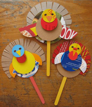thanksgiving day projects for middle school